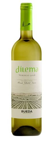 Dilema Verdejo 2019 75 cl.
